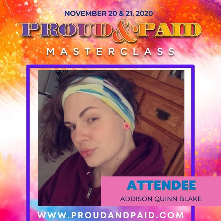 #proudandpaid Mastermind Summit 2020